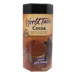 Cocoa World Table 100% Natural 228 g