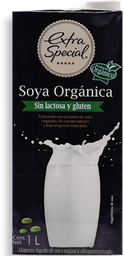 Leche de Soya Extra Special Orgánica Tetrapack 1 L