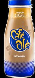 Café Olé Capuccino Clásico 281 mL