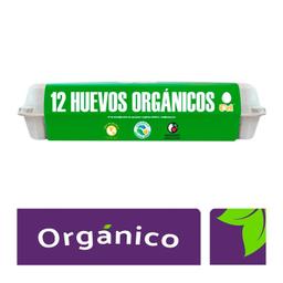 Eel Huevo Organico Blanco Caja