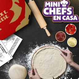 Haz tu propia pizza en casa