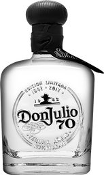 Tequila Don Julio 70 Cristalino 750 mL