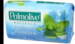 Jabón Palmolive Naturals Corporal en Barra Con Menta 160 g