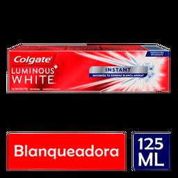 Colgate Pasta Dental Luminous White Instant Blanqueadora 125 Ml