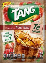 Polvo Para Agua  Tang Té Negro y Frutos Rojos 15 g