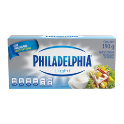 Philadelphia Queso Crema Light
