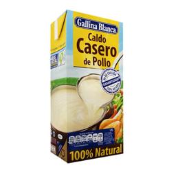 Gallina Blanca Caldo Casero de Pollo