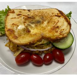 2x1 Creamy Cheese Sándwich