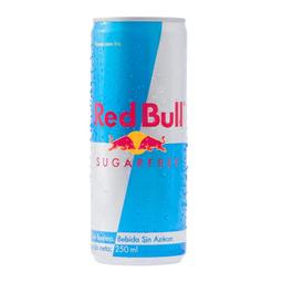 Enegizante Red Bull Sin Azúcar 250 mL