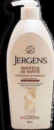 Crema Corporal Jergens Manteca de Karité 400 mL