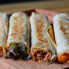 Combo 10 Burritos