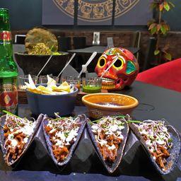 Tacos de Fideo