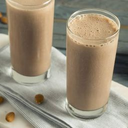 Coffee And Protein Frappé