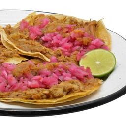 Taco de Cochinita