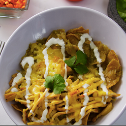 Paquete Chilaquiles