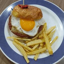 Hamburguesa Huevito