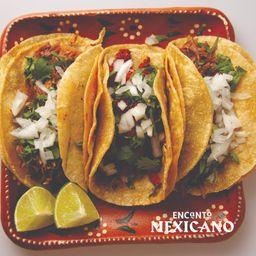 Promo Tacos de Barbacoa
