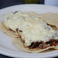 Taco de Bistec