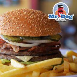 Hamburguesa Mr Double