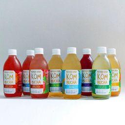Bebida Viva Kombucha 355ml