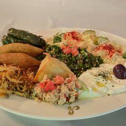 Plato Libanes Vegetariano