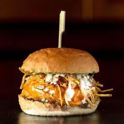 la Nacho Burger