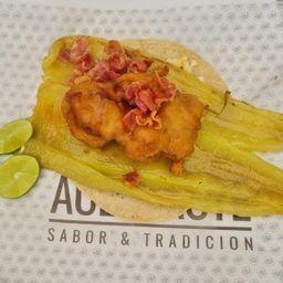 Taco Enchilado
