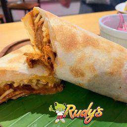 Burrito de Cochinita Pibil