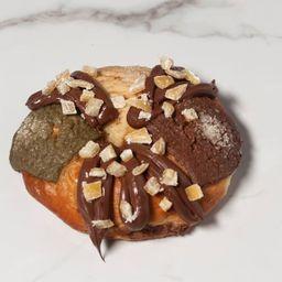 Rosca de Reyes Nutella