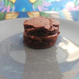 Alfajor de Brownie