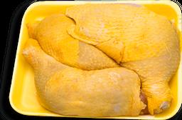 Pierna Con Muslo de Pollo Con Piel