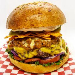 Macho Libre Burger