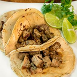 Tacos de Asada 180 Gr, 4a5 Tacos