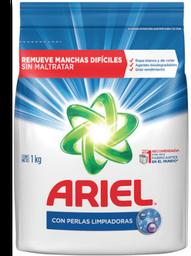 Detergente en Polvo Ariel Aroma Original 1 Kg