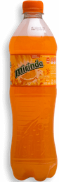 Refresco Mirinda Naranja 600 mL