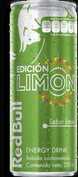 Energizante Red Bull Limón 250 mL