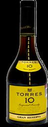 Brandy Torres 10 Botella 700 mL
