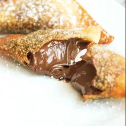 Rellenita de Nutella