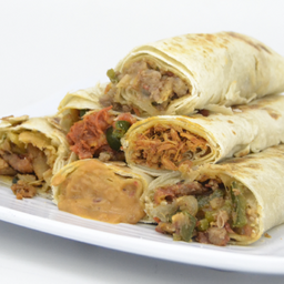 Burrito con 1 Guiso