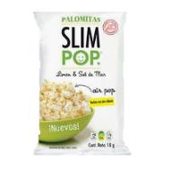 Palomitas Slim Pop Limón y Sal de Mar