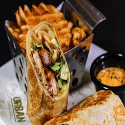 Sándwich Burrito Pancho