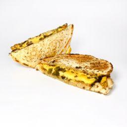 Emparedado Grilled Cheese (vegano)