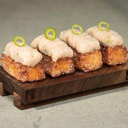 Crispy Tartar de Hamachi