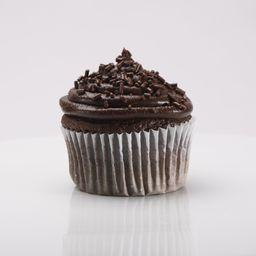 Cupcake Doble Chocolate