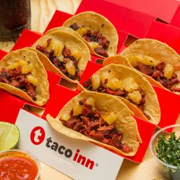 Combo 6 Tacos Pastor