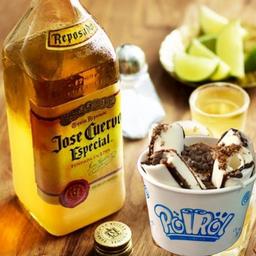 Helado Sabor Tequila