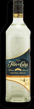 Ron Flor de Caña Extra Seco 4 Años 750 mL