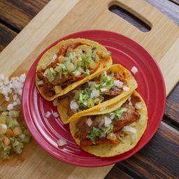 Tacos de 3 Piezas