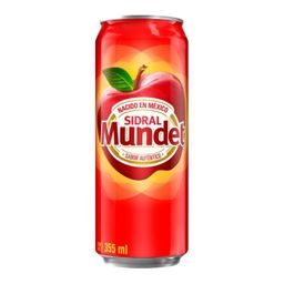 Sidral Mundet 355 Ml.