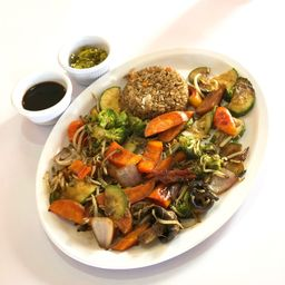 Tepanyaki Verduras